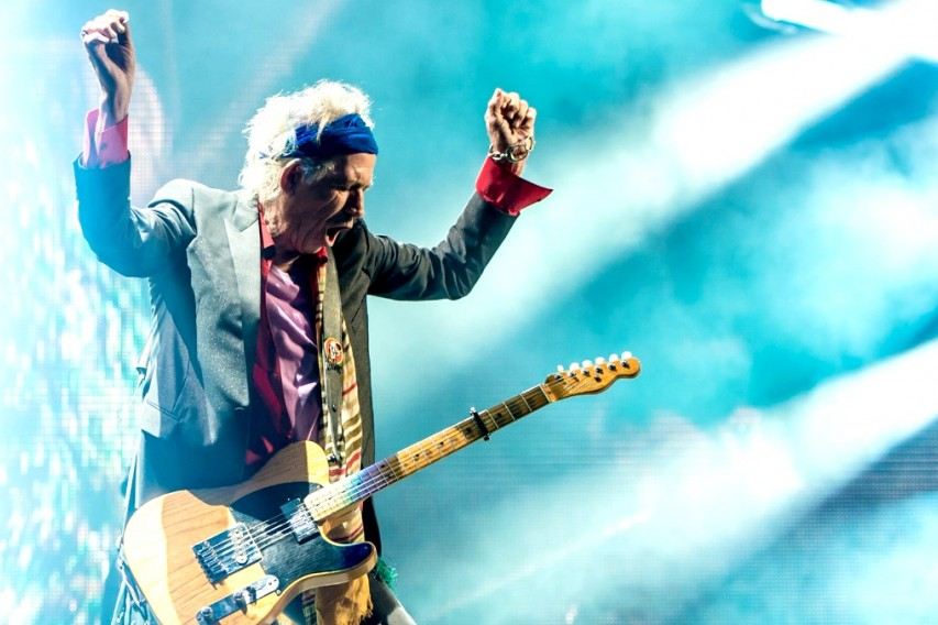 Keith Richards: 70 χρόνια sex, drugs and rock 'n' roll!