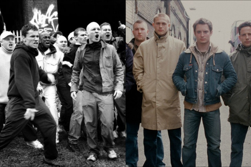 Οπαδοί και σινεμά: Football Factory vs Green Street Hooligans