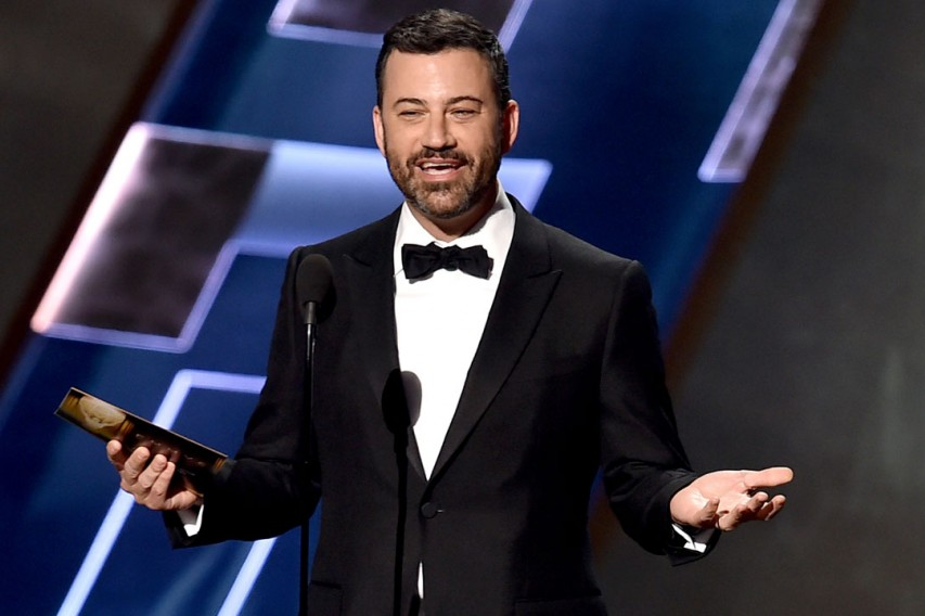 O Jimmy Kimmel στα Emmys: Yay or Nay?