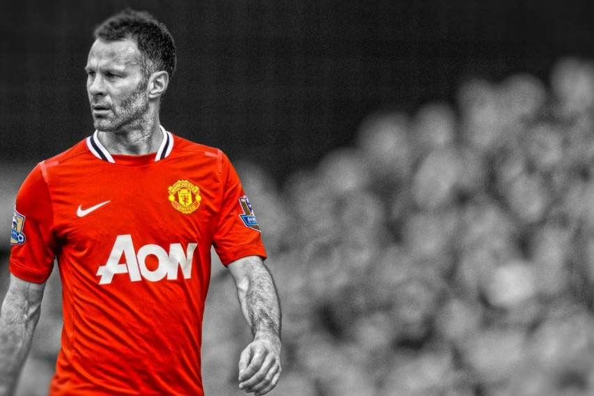 Image result for RYAN GIGGS 40 YEARS