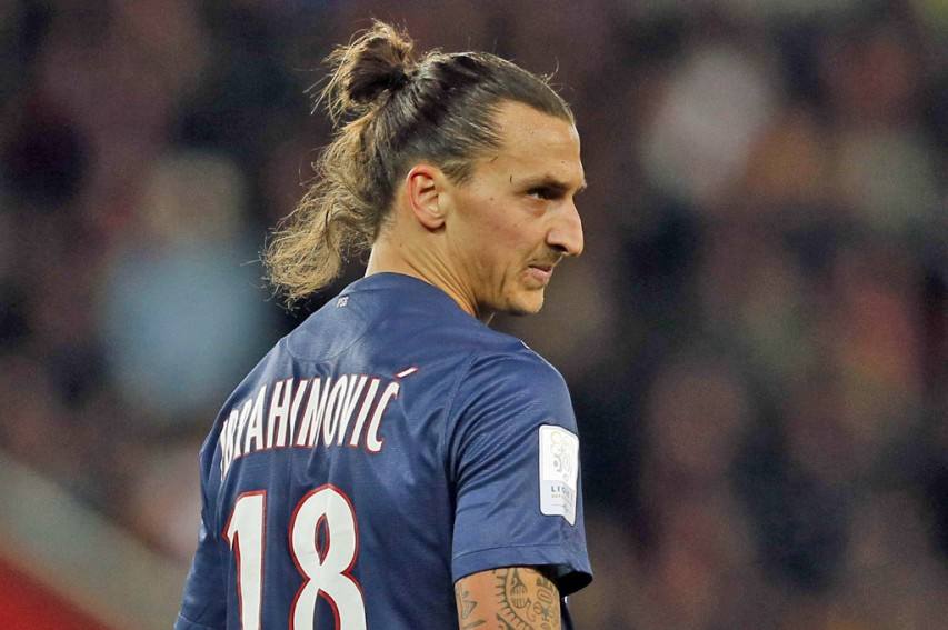 Don't f@ck with Zlatan Ibrahimovic! (videos)