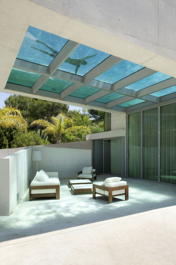 Jellyfish House/Wiel Arets Architects