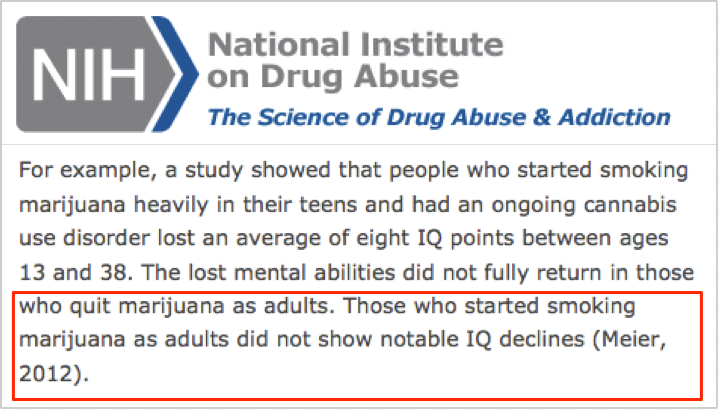 Πηγή: National Institute on Drug Abuse
