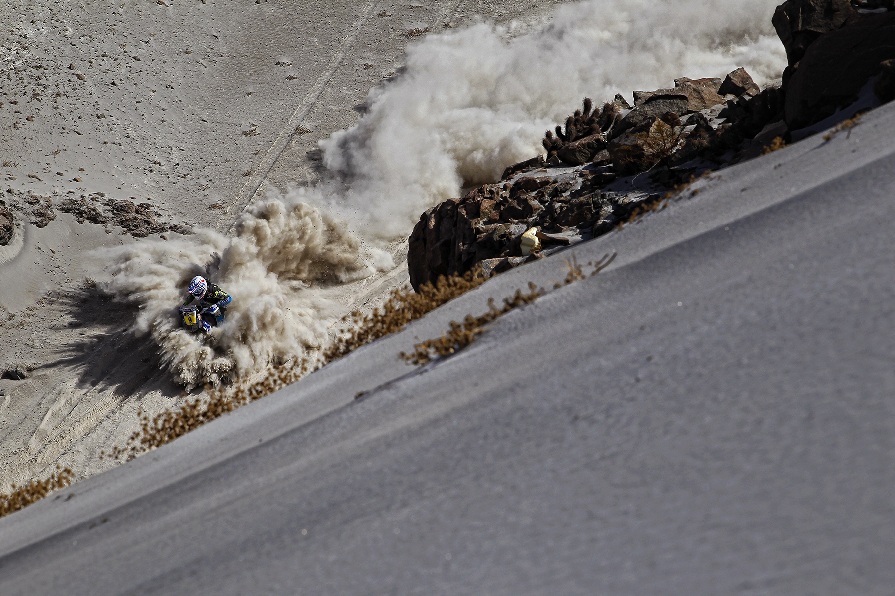 © ASO Dakar 2013 Credit photo Frederic Le Floch – DPPI