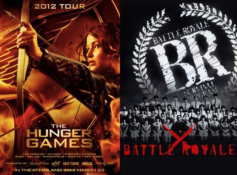 dblueholic.wordpress.com||https://dblueholic.wordpress.com/2012/09/14/the-hunger-games-vs-battle-royale/