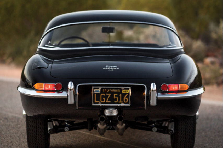 Retro.Wheels | Jaguar E-Type