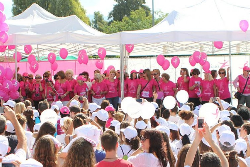 To 8o Greece Race for the Cure έρχεται!