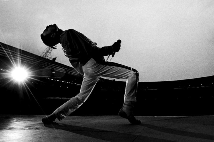 Freddie Mercury: Who wants to live forever?